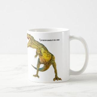 Dinosaur image for Classic-White-Mug Coffee Mug