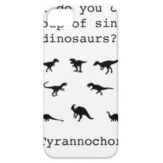 Dinosaur iPhone 5 Cover
