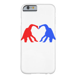 Dinosaur Love Barely There iPhone 6 Case