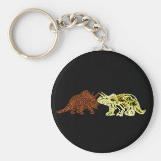 Dinosaur Mates Key Chains