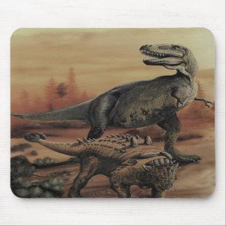 Dinosaur Mousepad