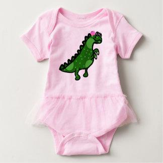 Dinosaur No.2 Baby Bodysuit