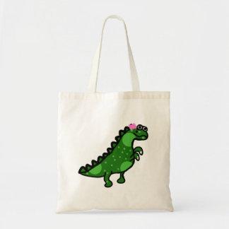 Dinosaur No.2 Tote Bag