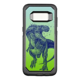 Dinosaur OtterBox Commuter Samsung Galaxy S8 Case