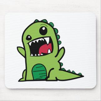 Dinosaur Roar Mouse Pad