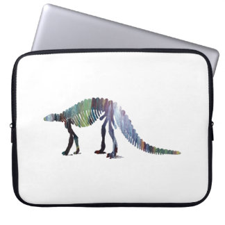 Dinosaur (Scelidosaurus) skeleton Laptop Sleeve