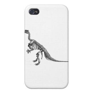 Dinosaur Selection iPhone 4 Cover