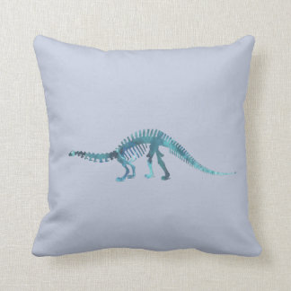 Dinosaur Skeleton Cushion
