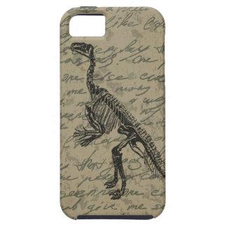 Dinosaur skeleton iPhone 5 cover