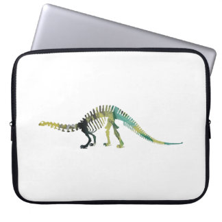 Dinosaur Skeleton Laptop Sleeve