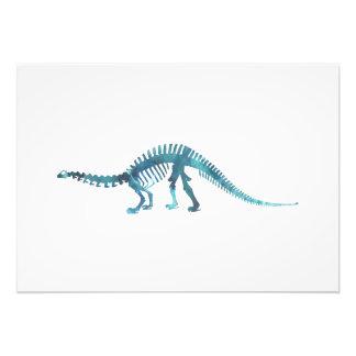 Dinosaur Skeleton Photo Print