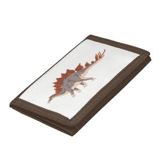Dinosaur Trifold Wallets