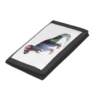 Dinosaur Trifold Wallets