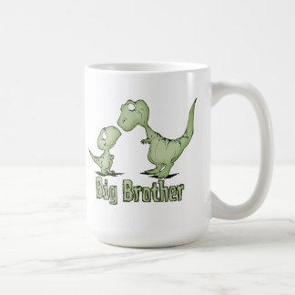 Dinosaurs Big Brother Coffee Mugs