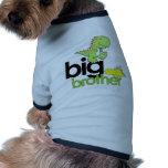 dinosaurs big brother pet clothes