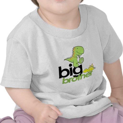 dinosaurs big brother tee shirts