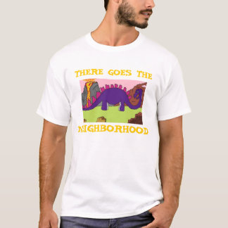 DINOSAURS - DINO NEIGHBORHOOD Tees n Shirts