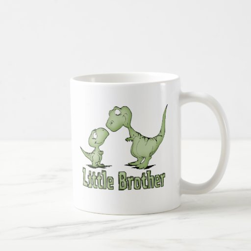 Dinosaurs Little Brother Coffee Mug