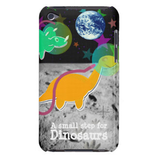 Dinosaurs on the Moon iPod Touch Case