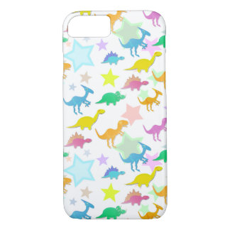 Dinosaurs Pattern iPhone 7 Case