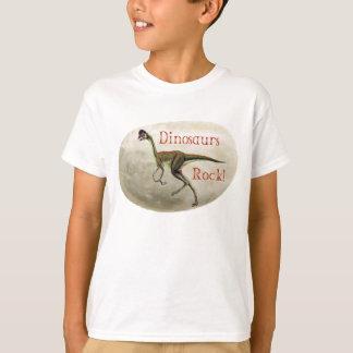Dinosaurs Rock 1 T-Shirt