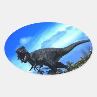 Dinosaurs stickers III