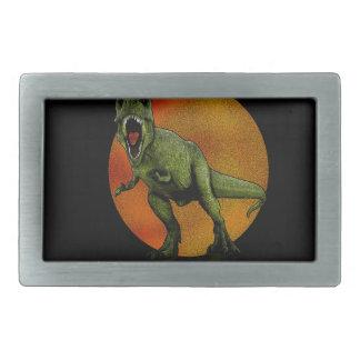 Dinosaurs T-Rex Belt Buckles