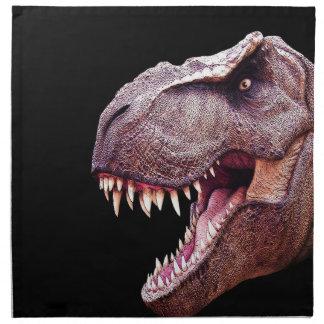 Dinosaurs T-Rex Napkin