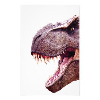 Dinosaurs T-Rex Stationery