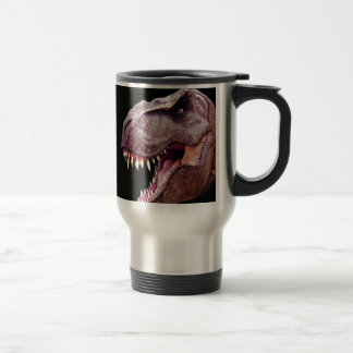 Dinosaurs T-Rex Travel Mug