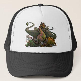 Dinosaurs Trucker Hat