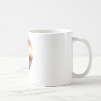 Diorama Sunrise Light Bulb Coffee Mug