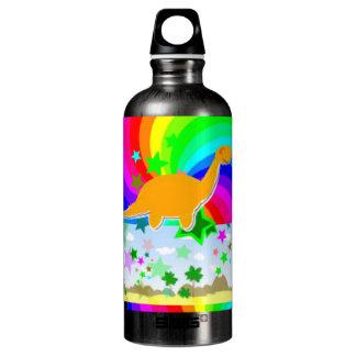 Diplodocus Pixel Dinosaur SIGG Traveller 0.6L Water Bottle