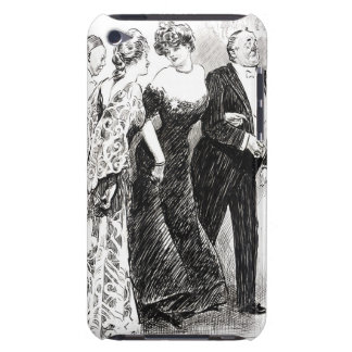 Diplomatic Reception 1904 Barely There iPod Case