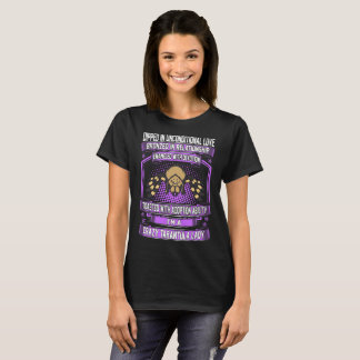 Dipped In Unconditional Love Crazy Tarantula Lady T-Shirt