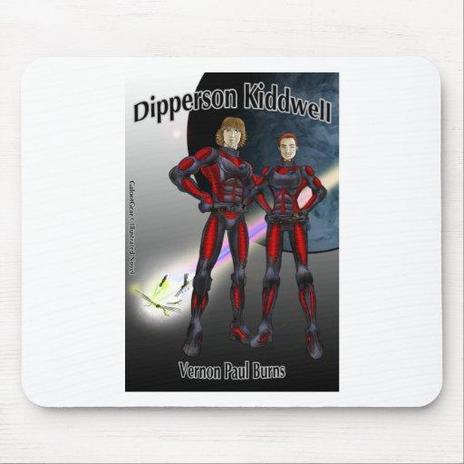 Dipperson Kiddwell (novel cover) Mousepad