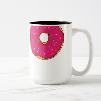 Dippin' D'oh-nuts Coffee Mug