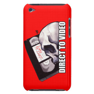 Direct To Video Case-Mate iPod Touch Case