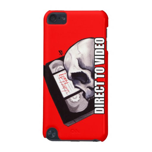 Direct To Video iPod Touch 5G Case