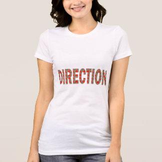 DIRECTION Guide Coach Mentor Master Teacher GIFT T-shirt
