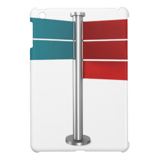 Direction signs iPad mini cover