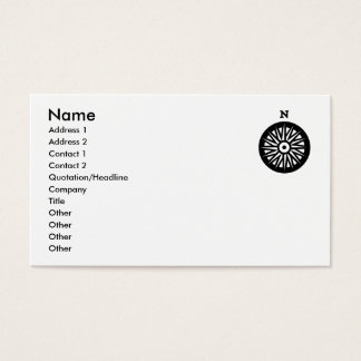 Directional Counseling Business Card