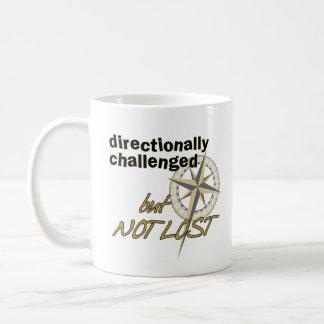 Directionally Challenged Mug