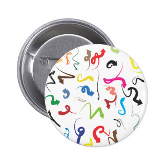 Directions #3 pinback buttons