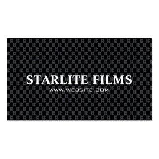 Director Film Movies Producer Act Pack Of Standard Business Cards