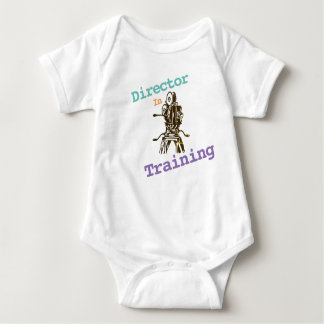 Director in Training Onsie Baby Bodysuit