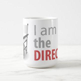 Director mug I am the