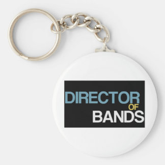 Director of Bands Key Ring