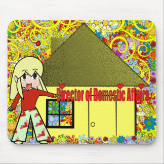 Director of Domestic Affairs - Mouse Pad