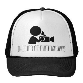 Director of Photography Hat